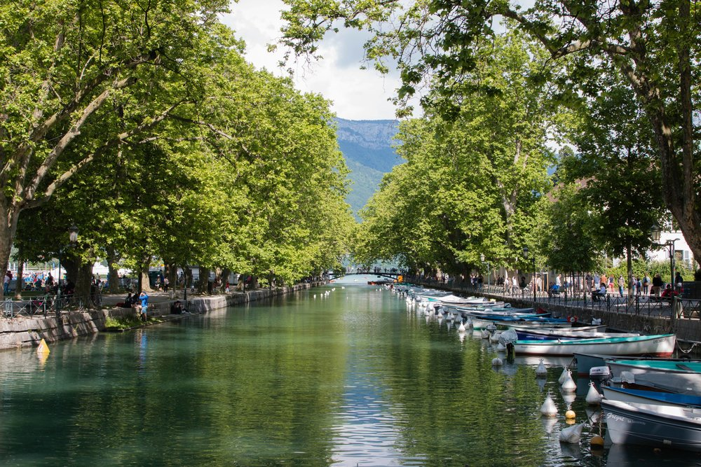 Annecy, France  -