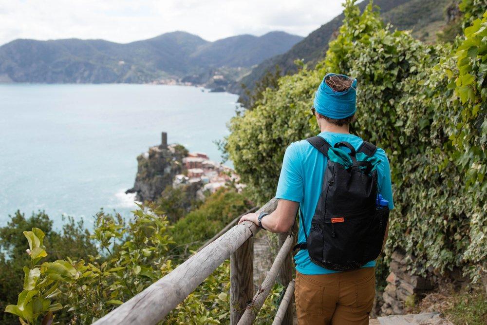 Cinque Terre Hike Corniglia to Vernazza