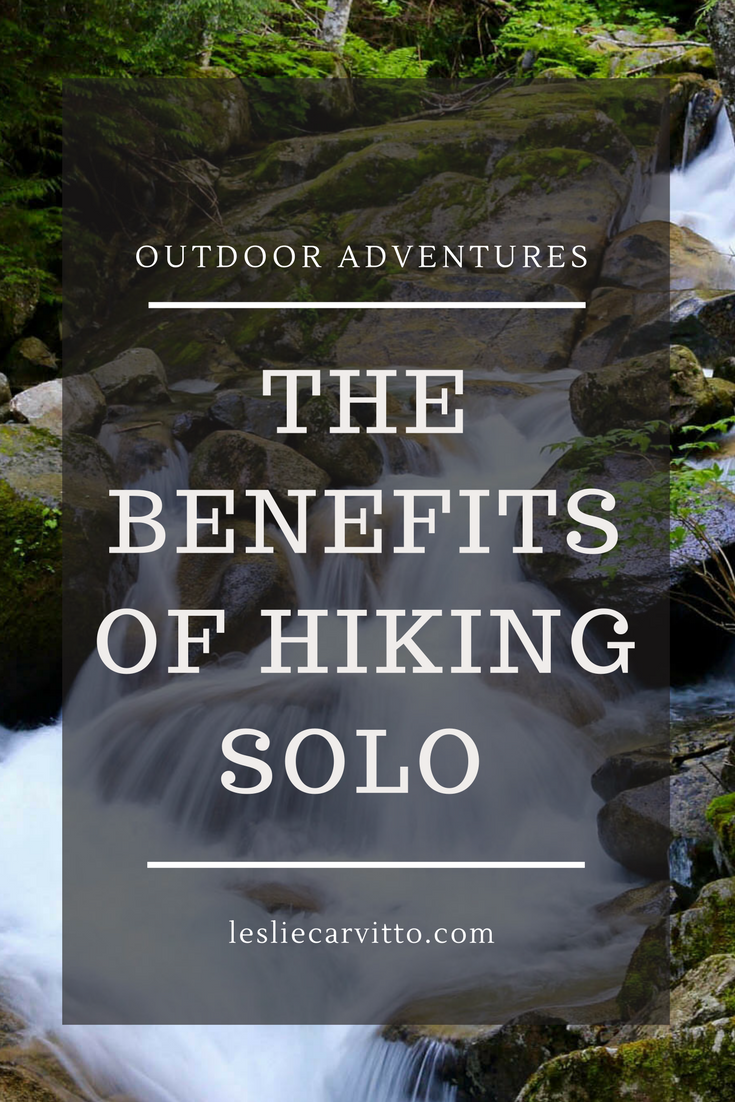 the benefits of hiking solo