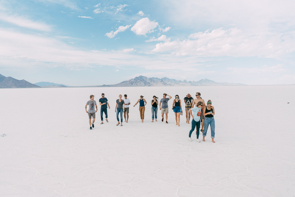 Community > Post Outdoor Retailer trip in Bonneville Flats, Utah  - Photo by  William Woodward