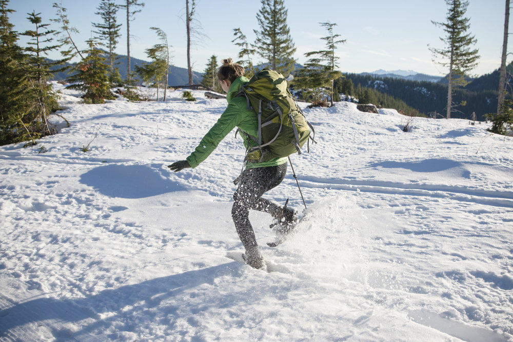 Snowshoeing in Washington - Mount Tahoma Trails Association, PNW outdoor activities