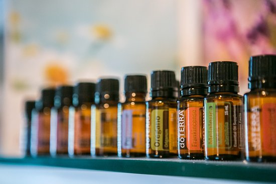 doTerra Essential Oil Lineup