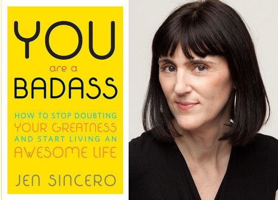 Best books of 2018: You are a Badass by Jen Sincero