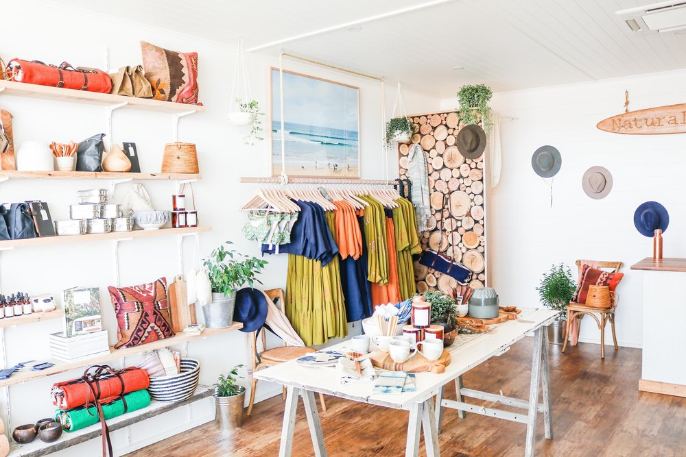 Natural Harry's - an ethical fashion + lifestyle store in Geelong, VIC  Photo by Harry Birrell