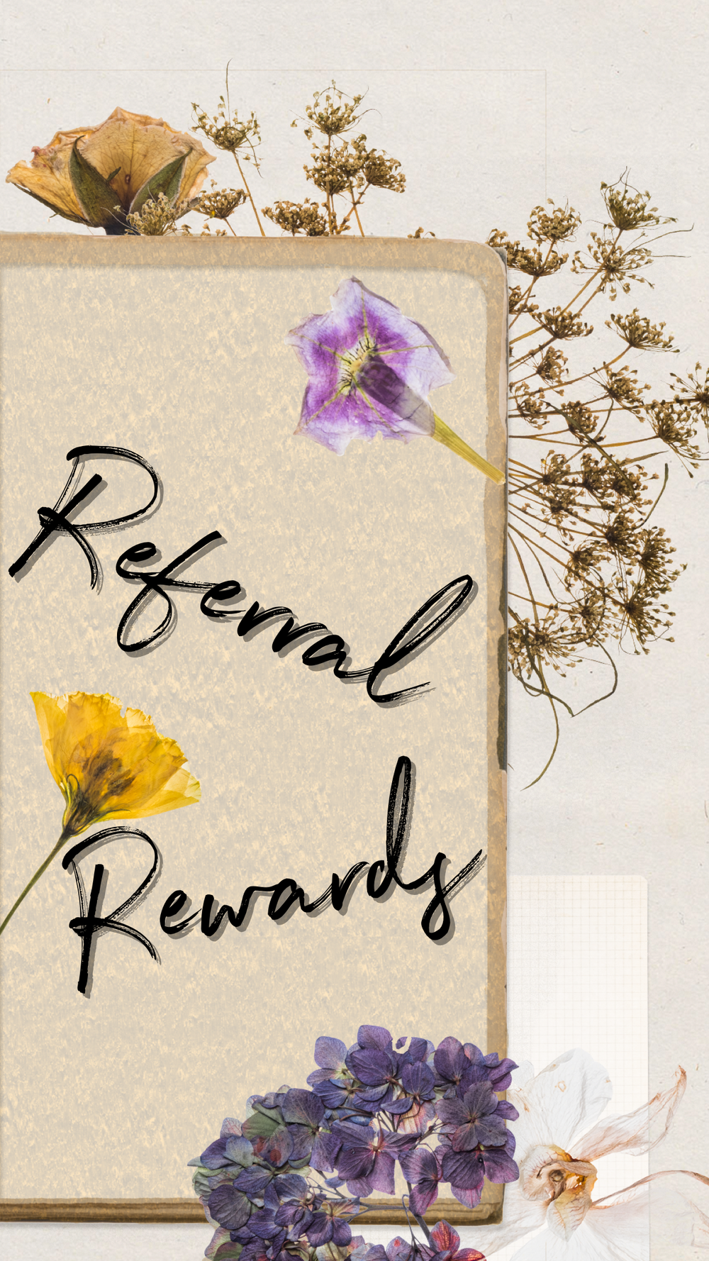 Referral Rewards! - I love Referrals so much that I want to reward you for it! 💰For every single person that you send to me, you will get $30 towards services. You will get a postcard in the mail, do not lose that card, treat it like cash and bring it to me next time you get your hair done.Your Referral will have the option of $20 off their first visit or my New Client Special! Feel free to give out my number, email or website! ☺️