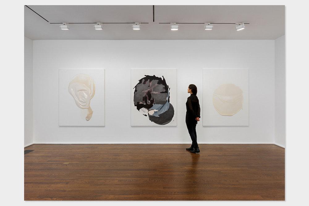 Takesada Matsutani, Solo Exhibition, Hauser U0026amp; Wirth 69th Street, New  York,