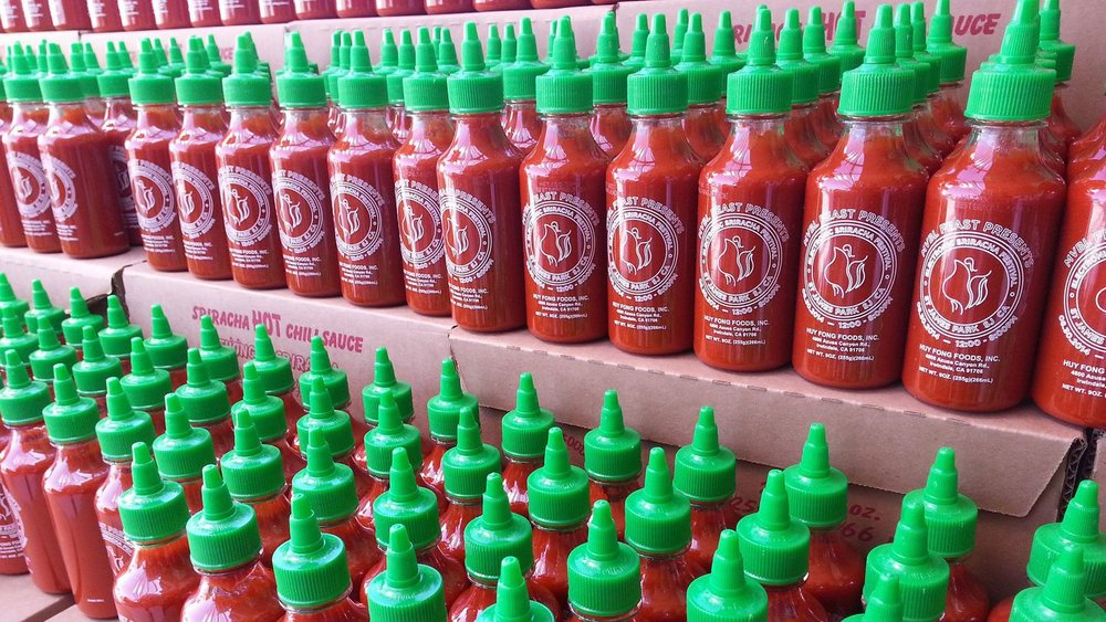 Sriracha: the condiment so amazing it can even make astronaut food taste good. But how many bottles are up there right now? We needed to know. So we created HowManySrirachaBottlesAreInSpaceRightNow.com