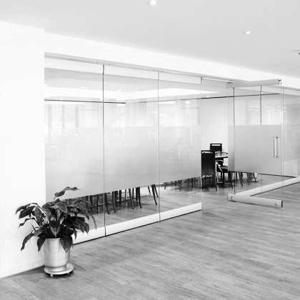 Glass Partitions - Learn More