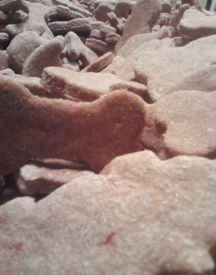 Image of dog treats