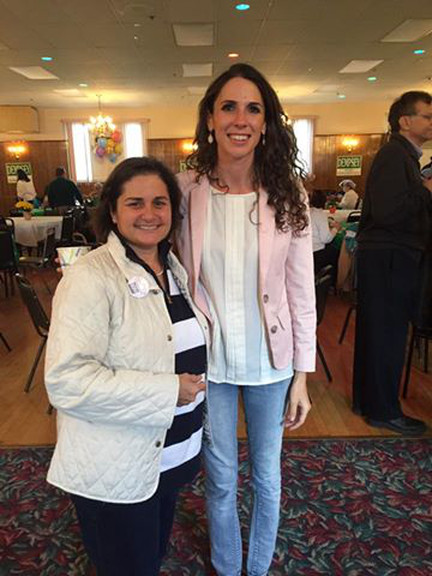 State Representative Diana DiZoglio