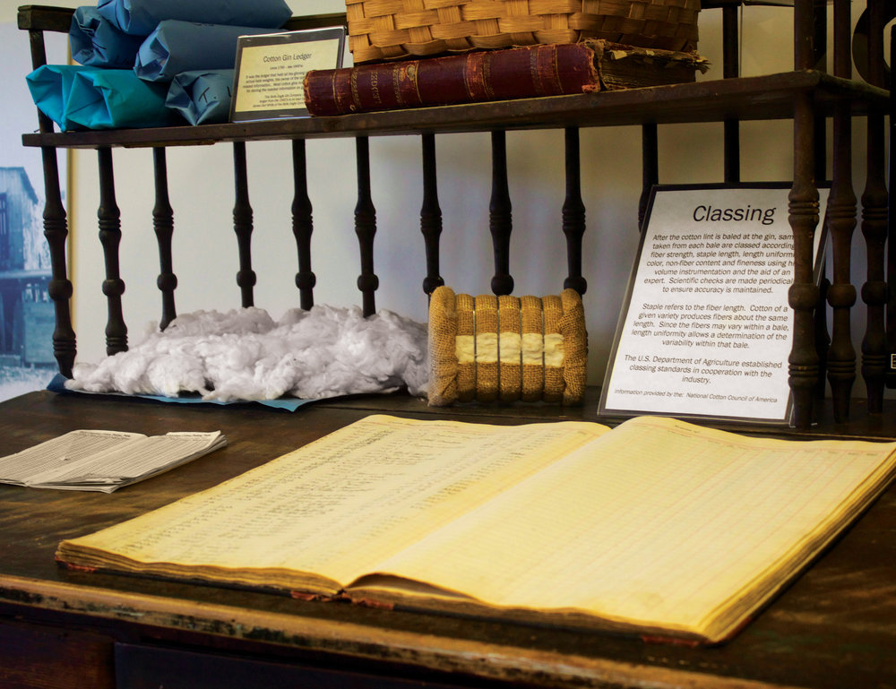 The Cotton Desk