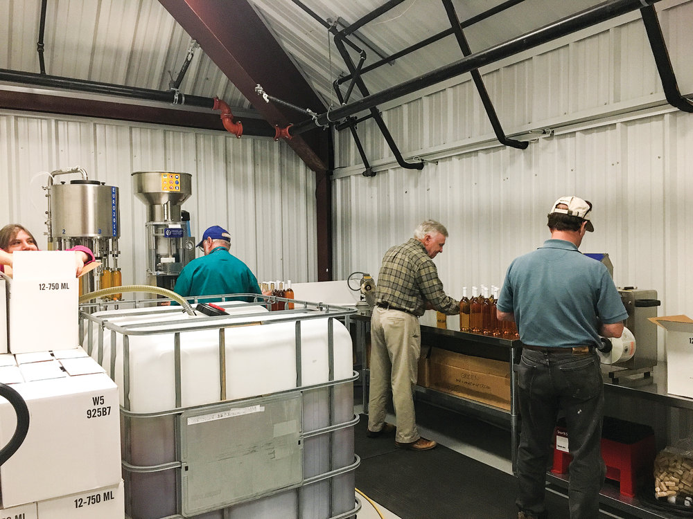 Delta Blues encourages volunteers from the community to learn more about their local winery and experience the art of making wine and bottling it—for a free bottle, of course.