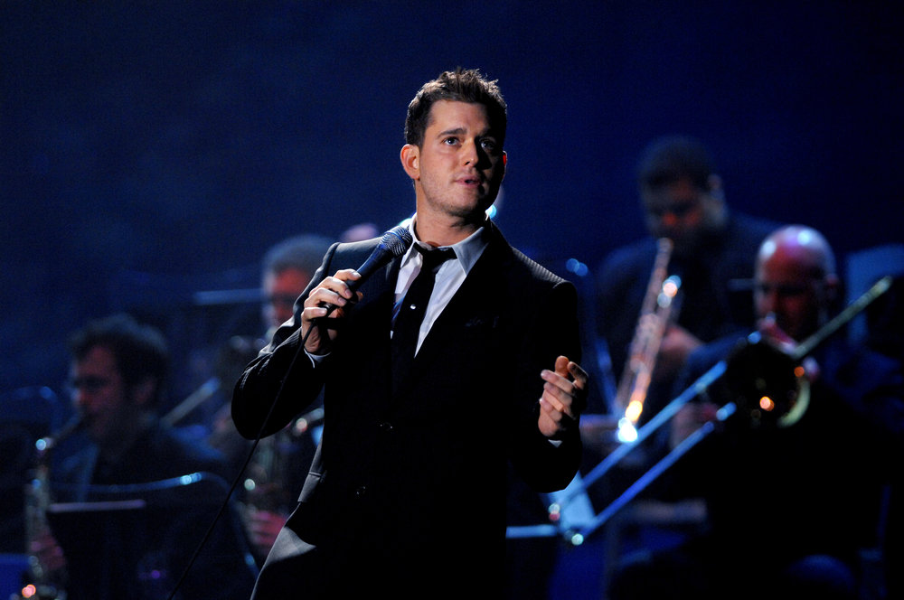 Michael Buble has won several awards, including four Grammy Awards and multiple Juno Awards.