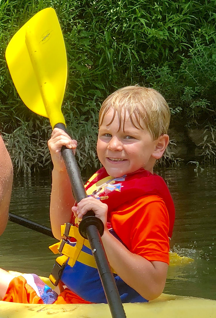 Kayak Fishing and Fun — Cypress Magazine