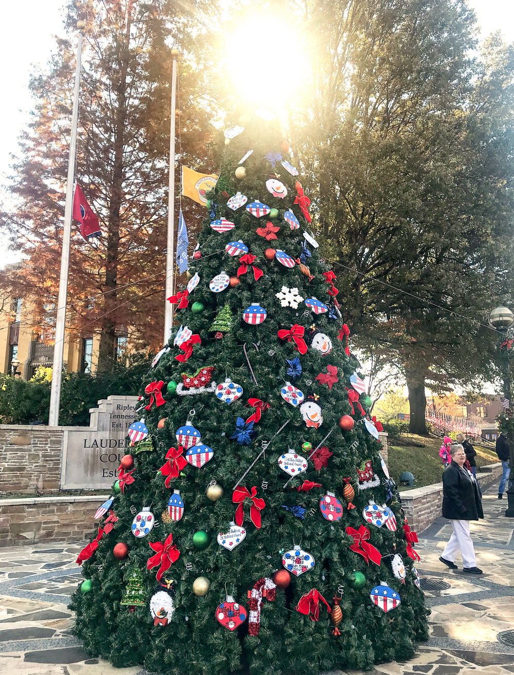 Where Did Christmas Trees Originate.Holiday Traditions Begin Cypress Magazine