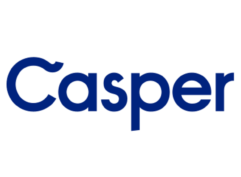 - CasperCasper is made of supportive memory foams for a sleep surface with just the right sink and just the right bounce. Plus, its breathable design sleeps cool to help you regulate your temperature through the night. Get your $50 off your Casper Matress today at casper.com/onthespotClick Here!
