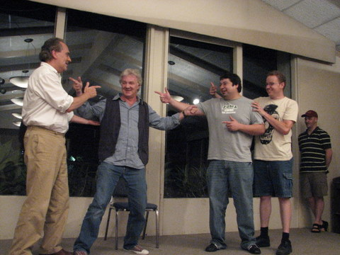 Improv Class July 30 2008