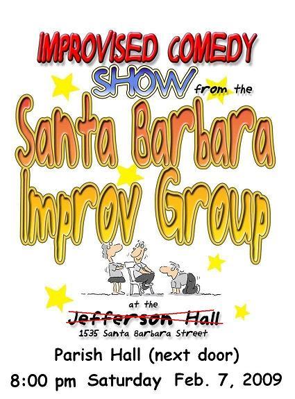 Improv Show 2/7/09