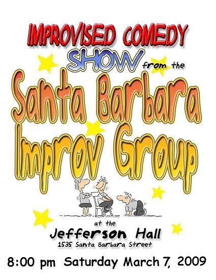 Improv Show 3/7/09