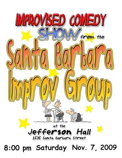 Improv Show 11-7-09