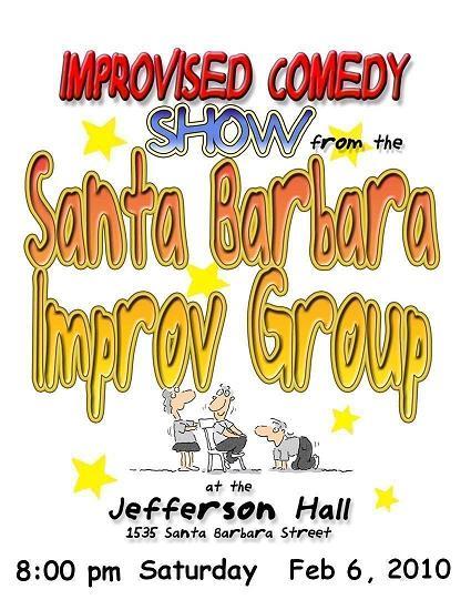 Improv Show 02-06-10