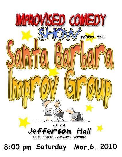 Improv Show 03-06-10