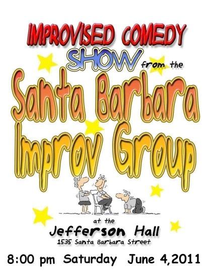 Improv Show 6-4-2011