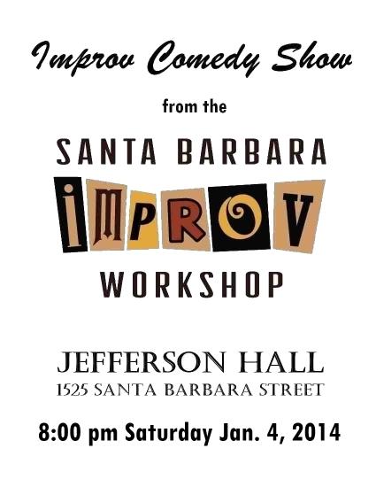 Improv Show January 2014