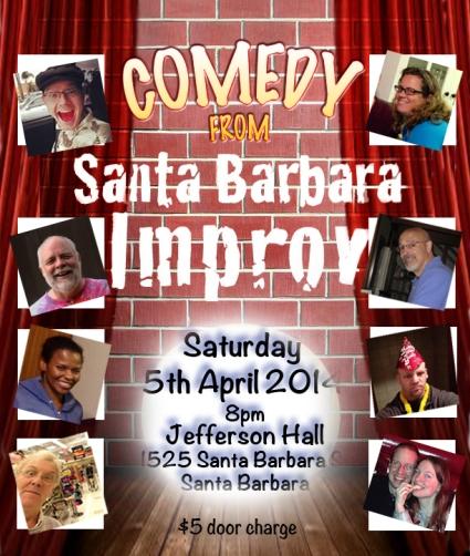 Improv Show 4/5/14