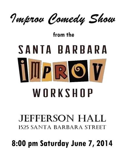 Improv Show 6/7/2104