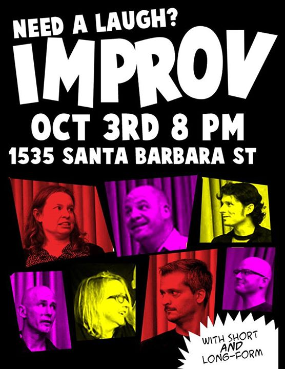 Poster Oct. 3 2015 Show