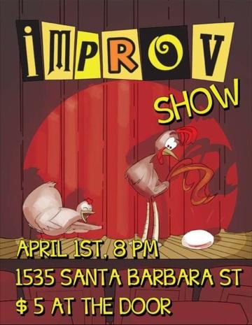 Improv Poster 04-01-17