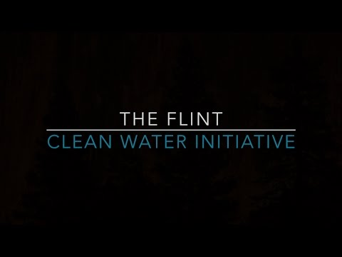 Clean Water Initiative - In February of 2016 we created the
