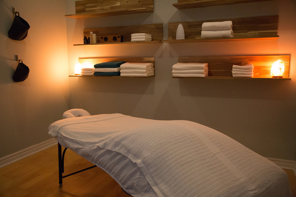 Your House Clinic - Massage Therapy Room