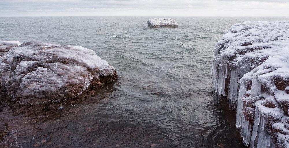 © Blind Spot Creatives - Lake Superior - Winter - Photography - Blind Spot Creatives - Duluth - Minnesota
