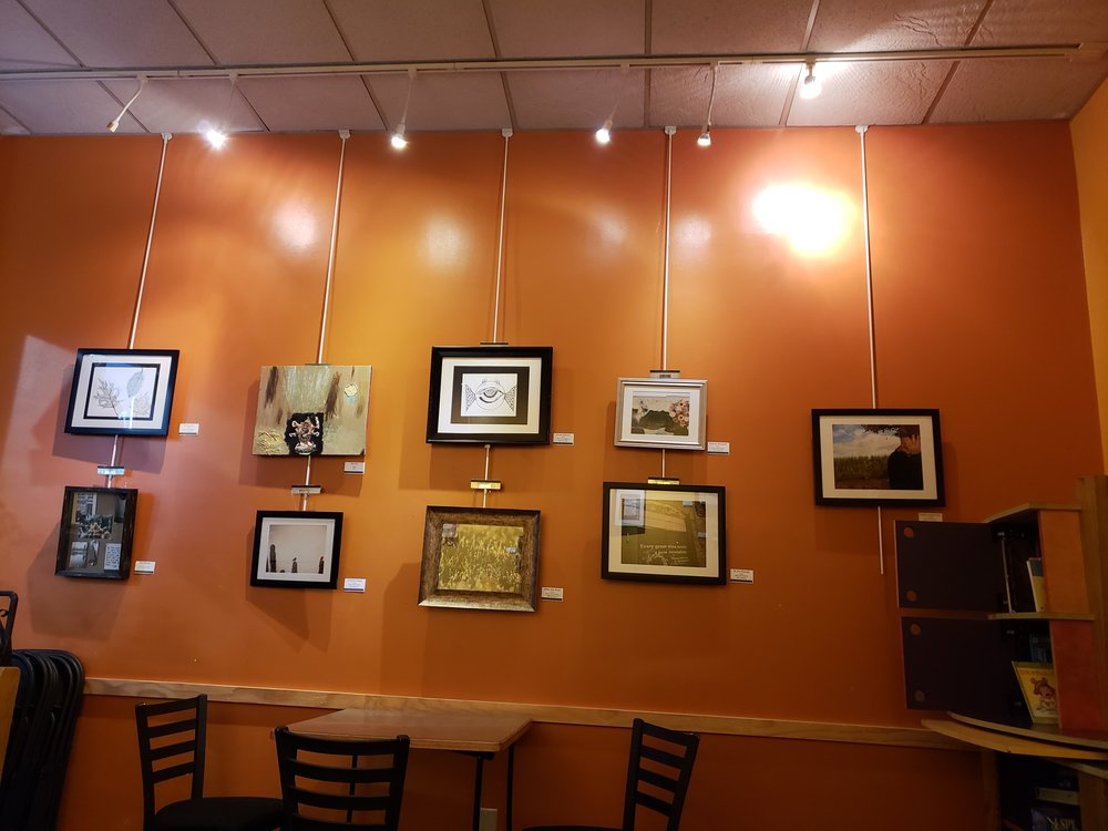 © Blind Spot Creatives - Beaners Central Coffeehouse - Untitled Art Show - Duluth, Minnesota - Photography