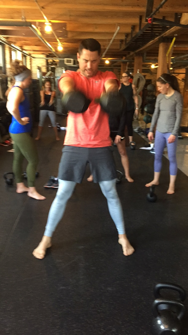 Kettlebell and Core Workshop- at On Your Mark Training