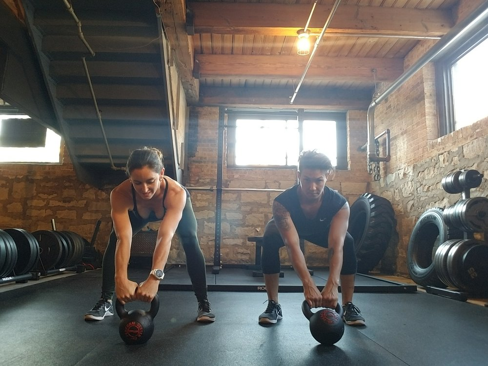 Kettlebell and Core Workshop- OYM Training Chicago