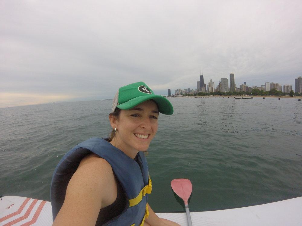 Stand Up Paddle Board & Beach Training- Lake Michigan, Chicago