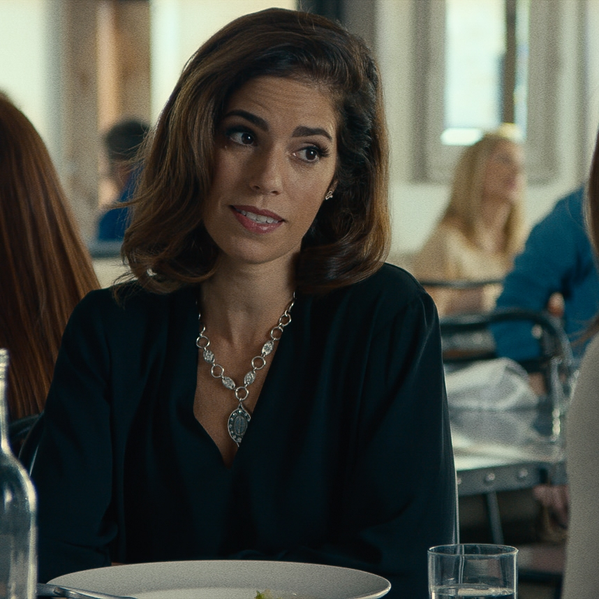 "Ana Ortiz as ""Meredith"""