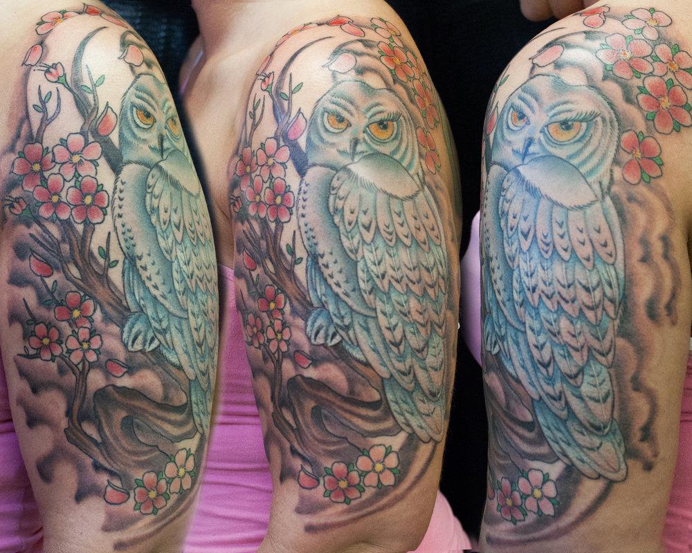 Downtown Atlanta Tattoo Shop