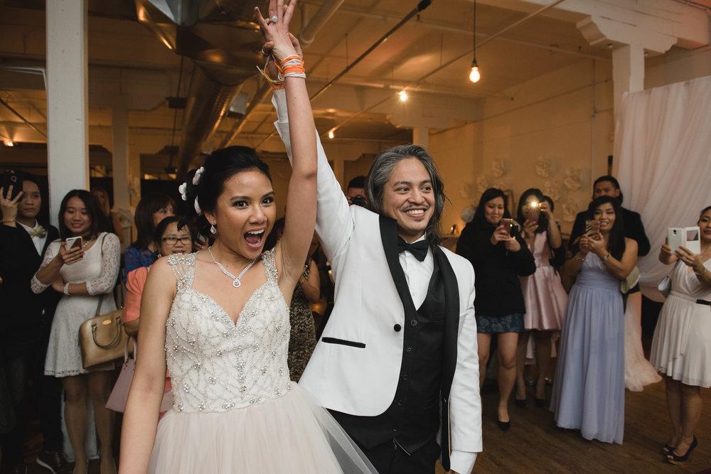 JJ & Nancy's Burroughes Wedding, Photo by Mango Studios