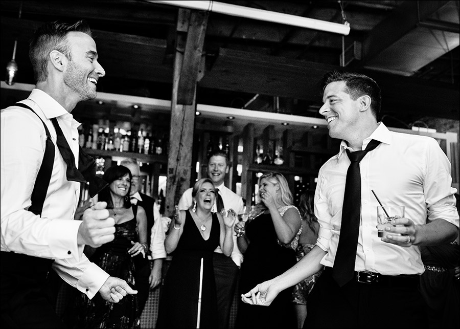 Wedding at Archeo, Distillery District, Photo by Ben Benvie Photography