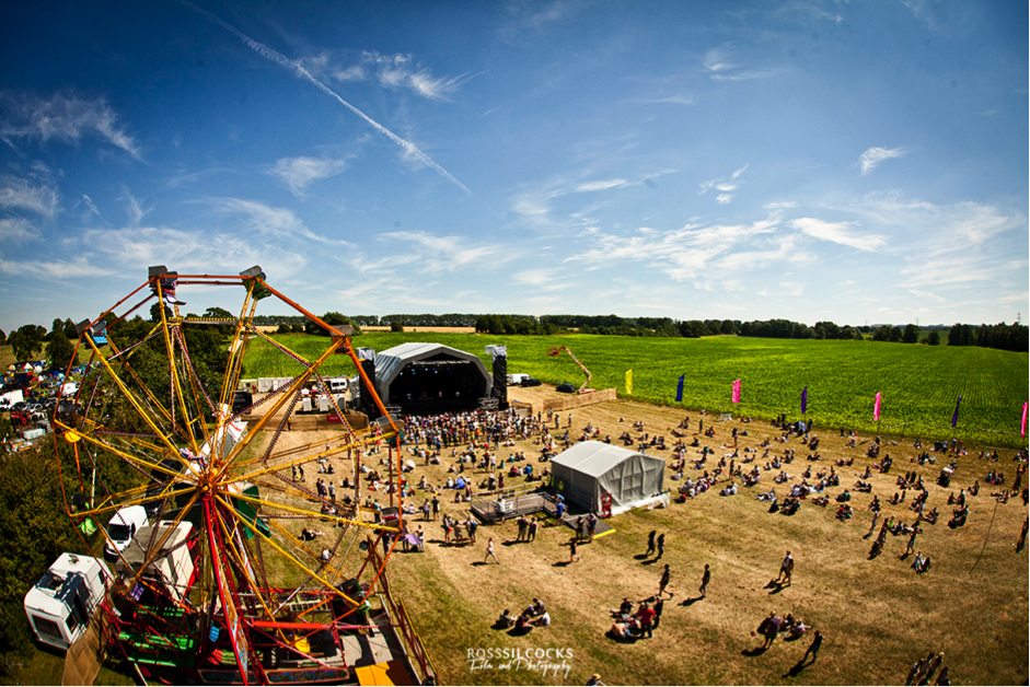 Truck's Main Stage (pictured), Image: Truck Festival Gallery