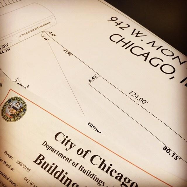 Building Permit!