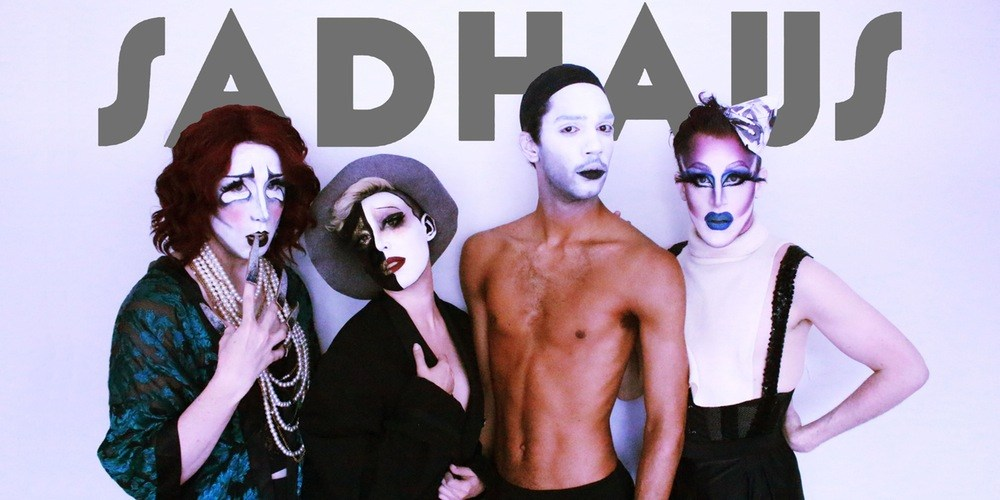 2 tickets to Project Fierce charity event with Sadhaus and DJ Mae West