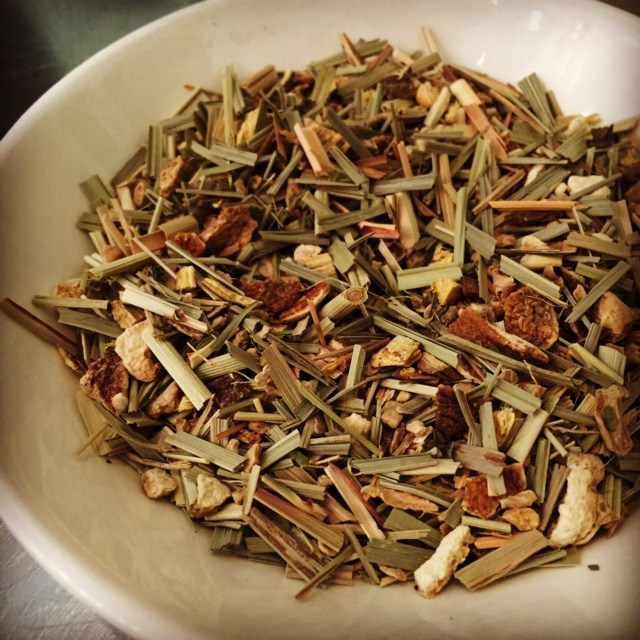 Ginger Lemongrass Herbal