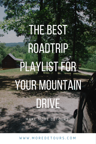 Listen to the best playlist for your mountain drive on MoreDetours.com. Curated for those with a lust for life!