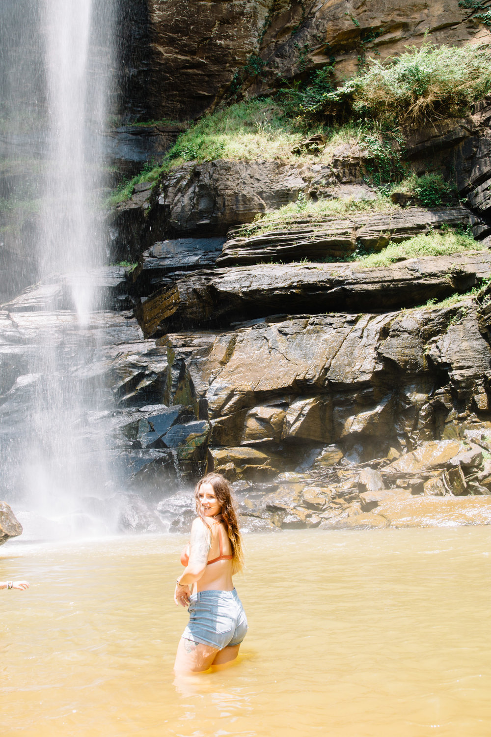 Love waterfalls? Check out this Georgia summer day guide at MoreDetours.com.