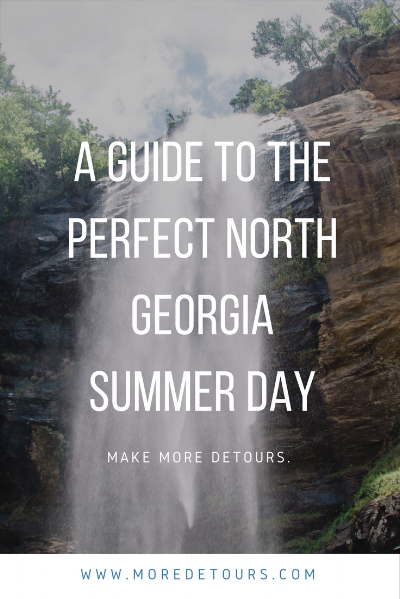 Head over to get a FREE guide to a perfect Georgia summer day! Join the adventure!